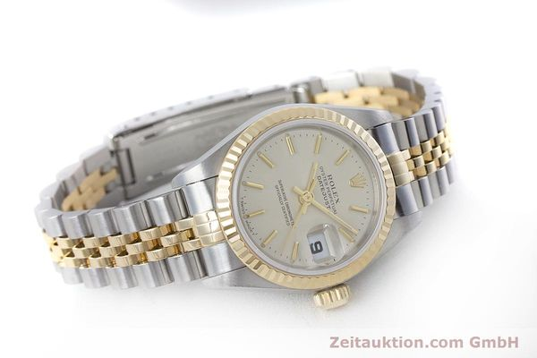 Used luxury watch Rolex Lady Datejust steel / gold automatic Kal. 2235 Ref. 79173  | 160789 03
