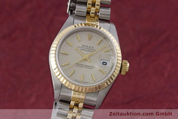 Used luxury watch Rolex Lady Datejust steel / gold automatic Kal. 2235 Ref. 79173  | 160789 04