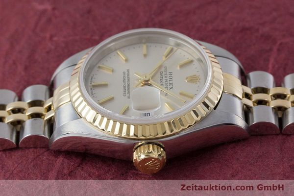 Used luxury watch Rolex Lady Datejust steel / gold automatic Kal. 2235 Ref. 79173  | 160789 05