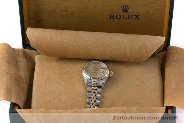 Used luxury watch Rolex Lady Datejust steel / gold automatic Kal. 2235 Ref. 79173  | 160789 07