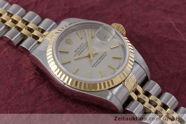Used luxury watch Rolex Lady Datejust steel / gold automatic Kal. 2235 Ref. 79173  | 160789 15