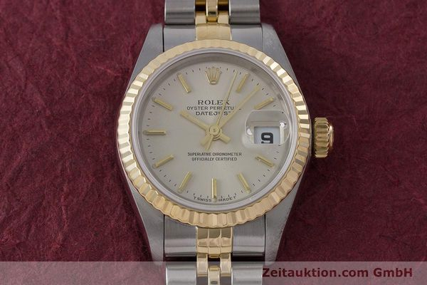 Used luxury watch Rolex Lady Datejust steel / gold automatic Kal. 2235 Ref. 79173  | 160789 16