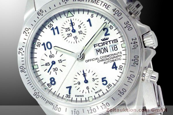 Used luxury watch Fortis Cosmonauts Chronograph chronograph steel automatic Ref. 630.10.92M    900025 03